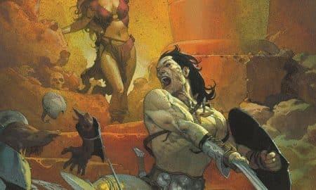 Cover Conan il Barbaro f