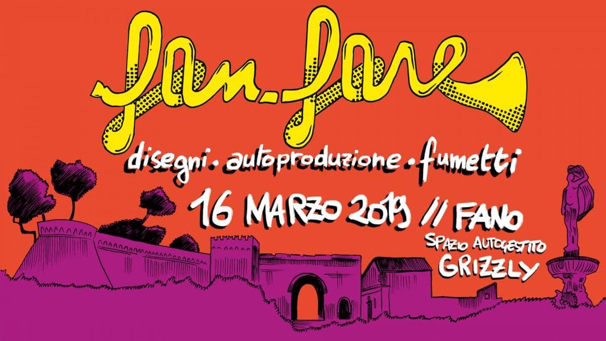 Prima edizione per Fan-Fare, festival di autoproduzioni e microeditoria