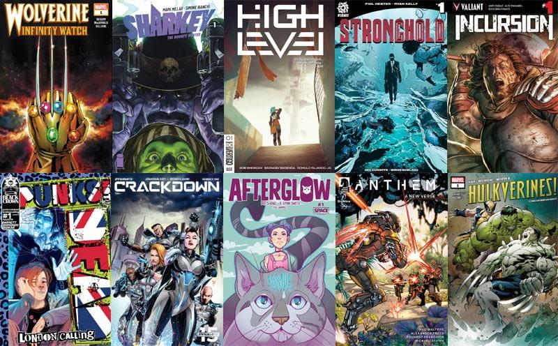 First Issue #42: spazio alla fantascienza e agli indie