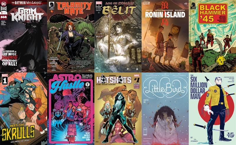 First Issue #43: tante novità Marvel Comics