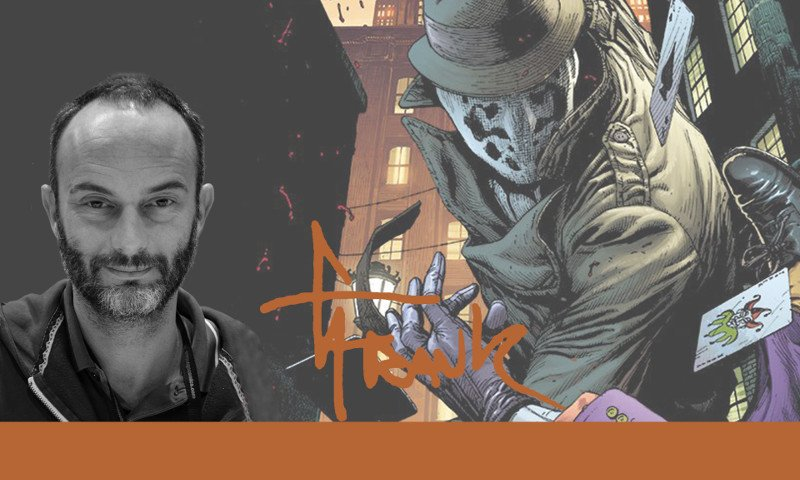 Gary Frank super ospite della nona edizione di Etna Comics