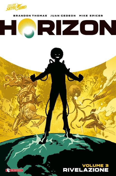 SaldaPress pubblica la conclusione di Horizon: Rivelazione_Notizie