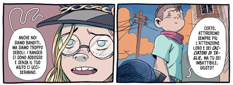"""BAO pubblica """"Kids With Guns vol. 2: Tribe"""" di Capitan Artiglio. Leggi l'anteprima_Notizie"""