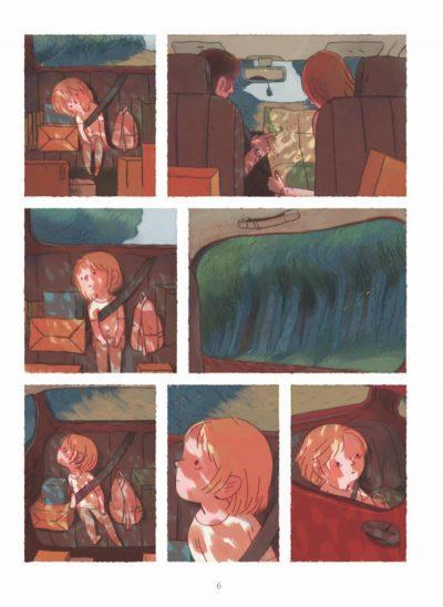 La voce delle cose, un fumetto per capire chi non sente_Recensioni