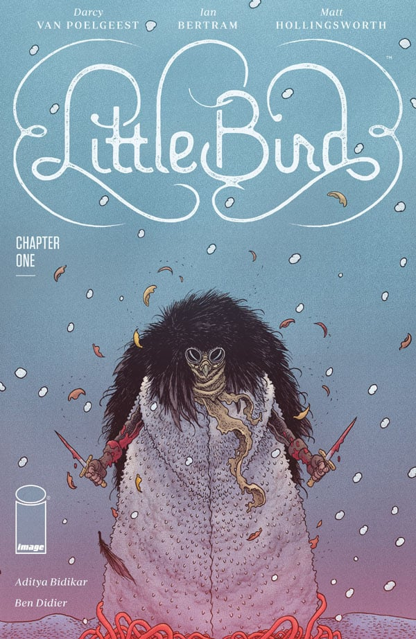 Little-Bird-1_First Issue