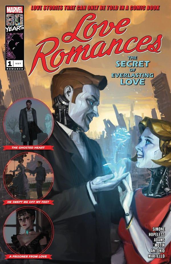Love Romances 1