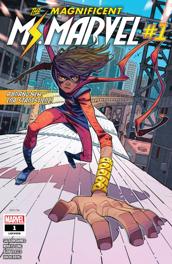 Magnificent-Ms.-Marvel-1_First Issue