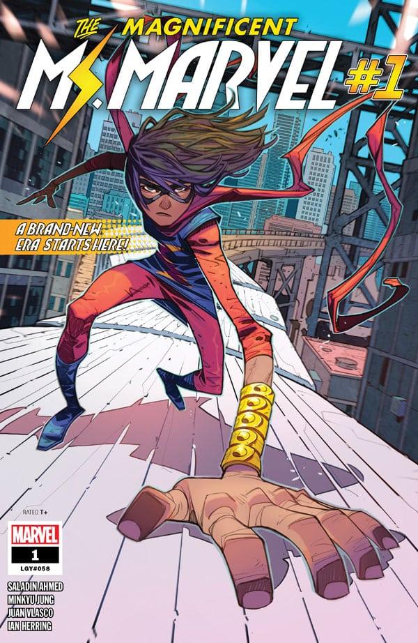 Magnificent Ms. Marvel 1