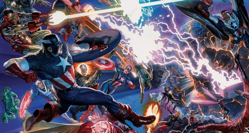 Mark Waid racconterà la storia dell'Universo Marvel