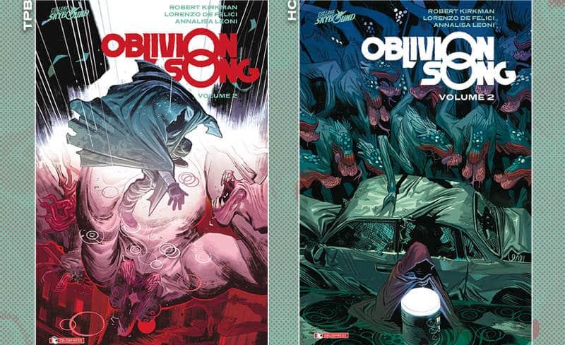 SaldaPress pubblica il secondo volume di Oblivion Song