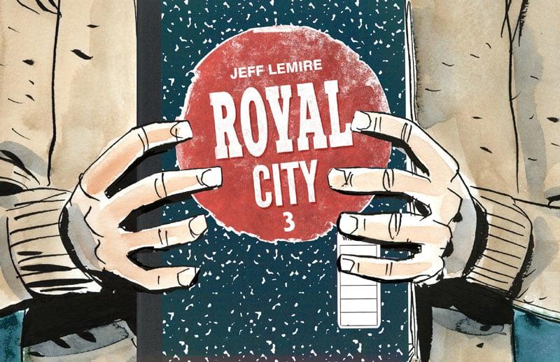 """""""State lasciando Royal City: fate buon viaggio (nella vita)"""""""