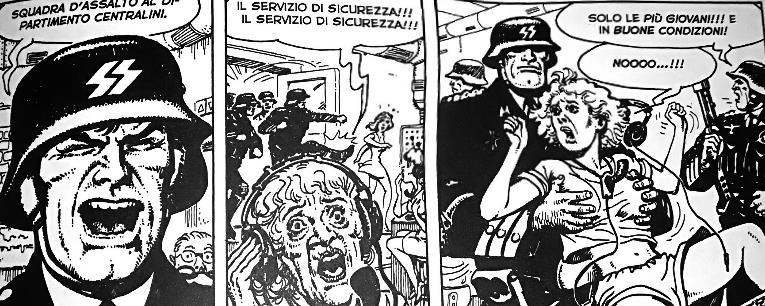 La distopia in Ministero di Barreiro e López: un incubo spaziale e sociale_Approfondimenti