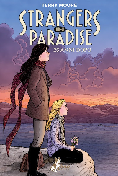 Strangers_in_Paradise_25annidopo_Notizie