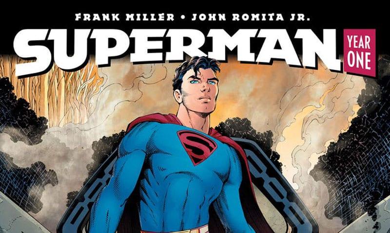 Arriva Superman: Year One di Miller e Romita Jr.