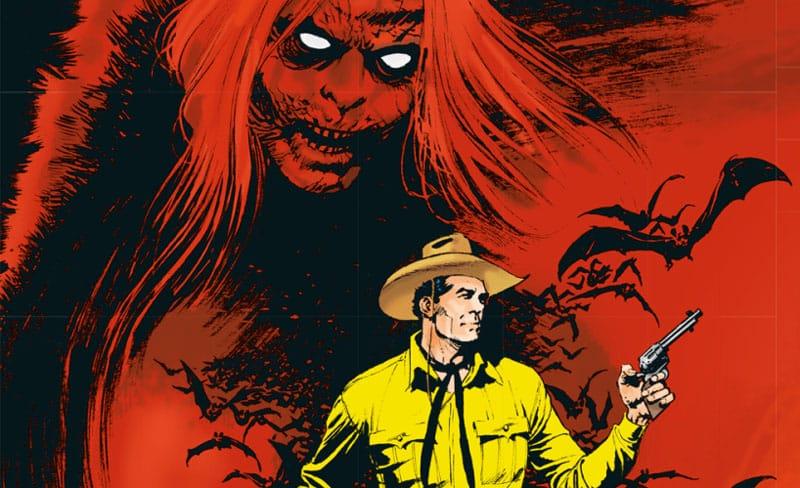Tex #701 – La regina dei vampiri (Manfredi, Bocci)