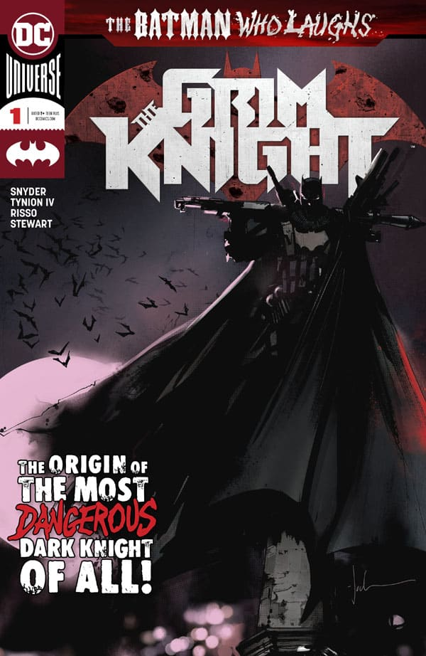 The-Batman-Who-Laughs-The-Grim-Knight-1_First Issue