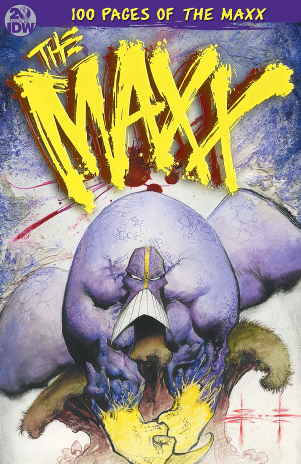 The-Maxx-100_First Issue