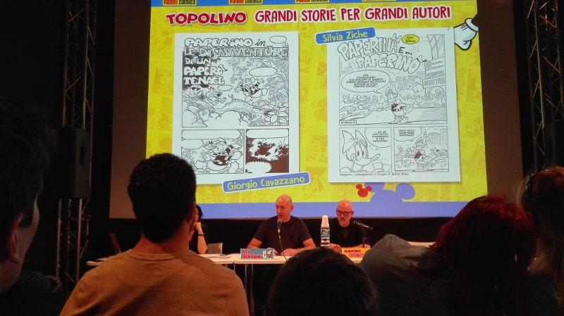 """Cartoomics 2019: i 70 anni di """"Topolino""""_Cronache"""