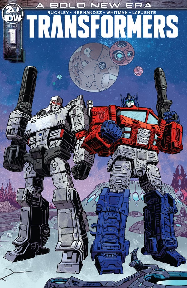 Transformers-1_First Issue