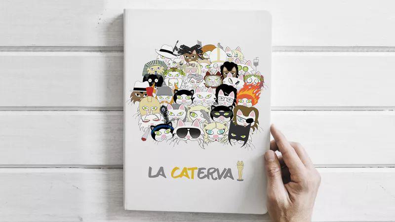 La Caterva: un fumetto in crowdfunding per aiutare una colonia felina