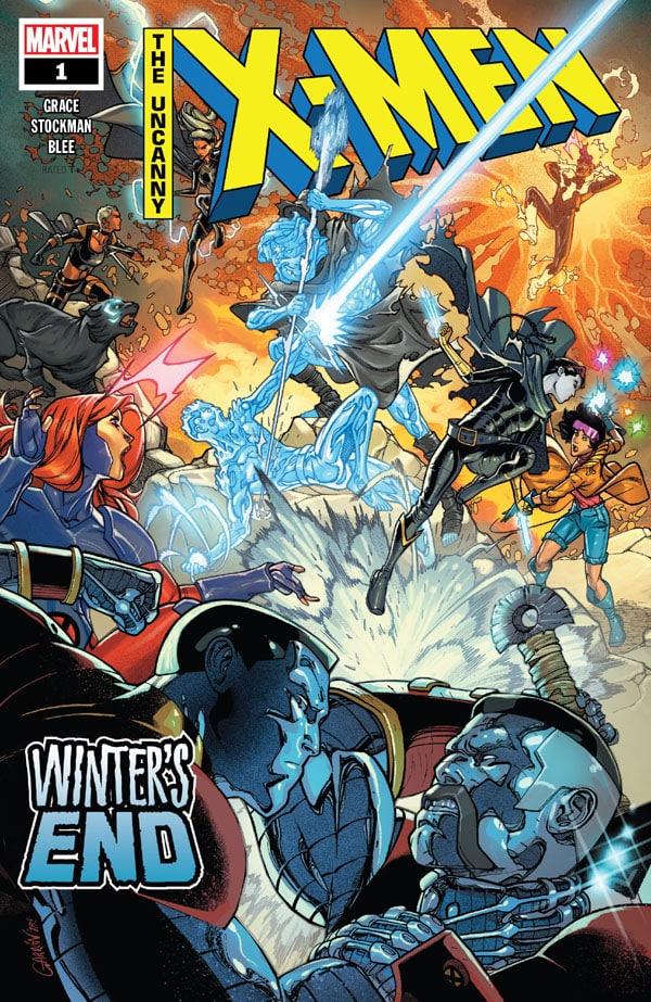 Uncanny X-Men - Winter's End 1