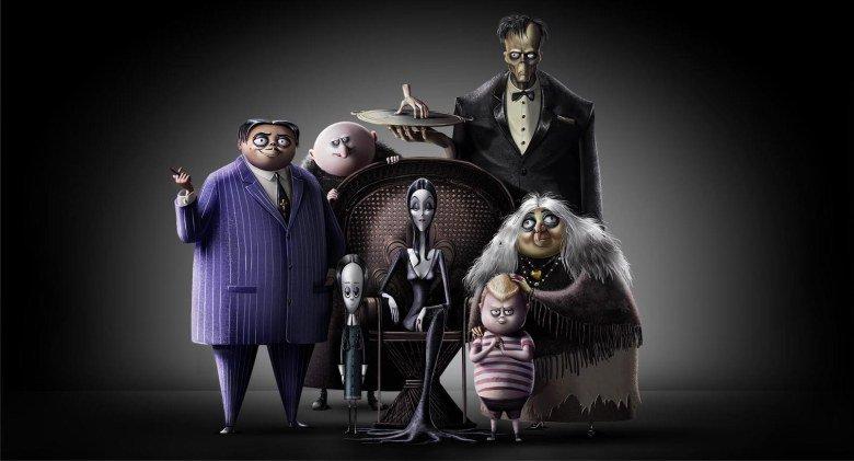 """Il primo trailer de """"La Famiglia Addams"""""""