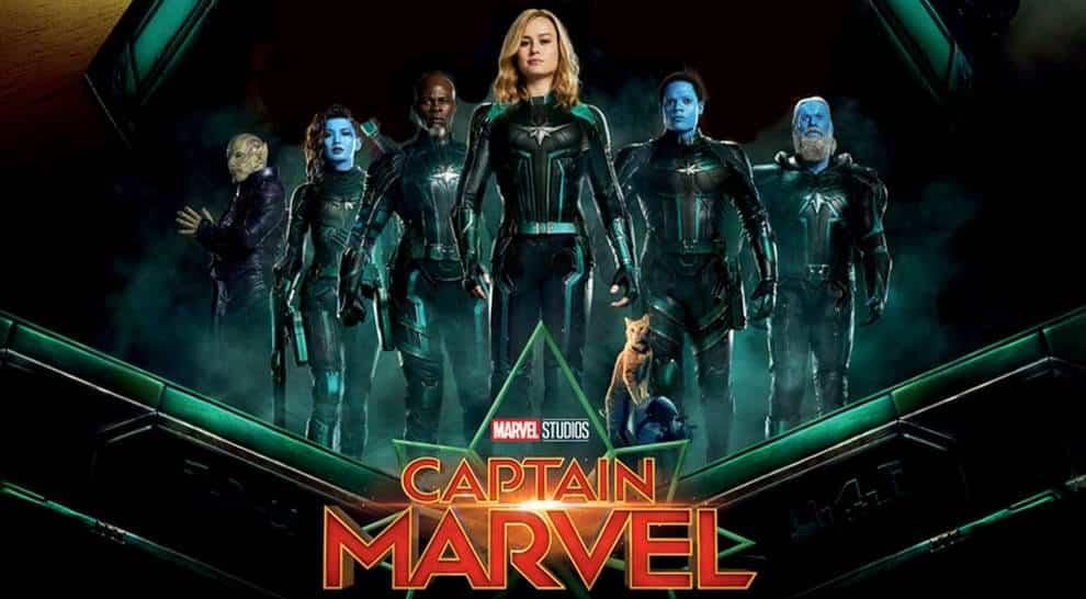Captain Marvel, è tempo di eroine per il MCU!