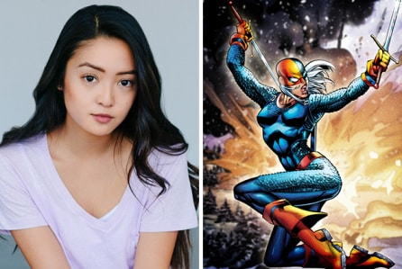 Titans: Chelsea T. Zhang sarà Ravager