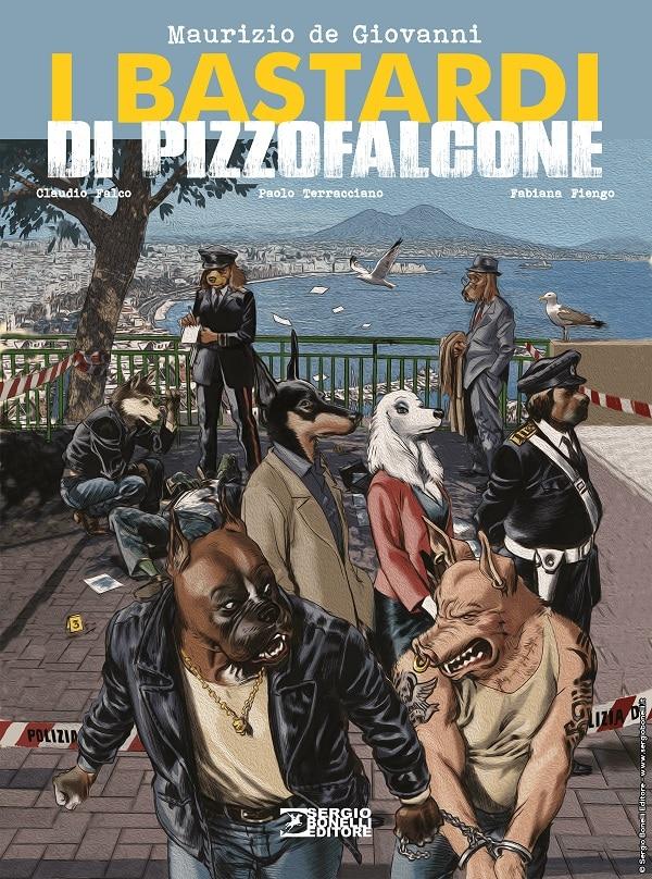 """""""I Bastardi di Pizzofalcone"""" al Comicon con un doppio evento_Notizie"""