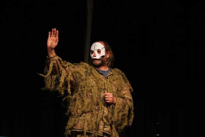Siamo delle maschere: intervista a Davide Toffolo