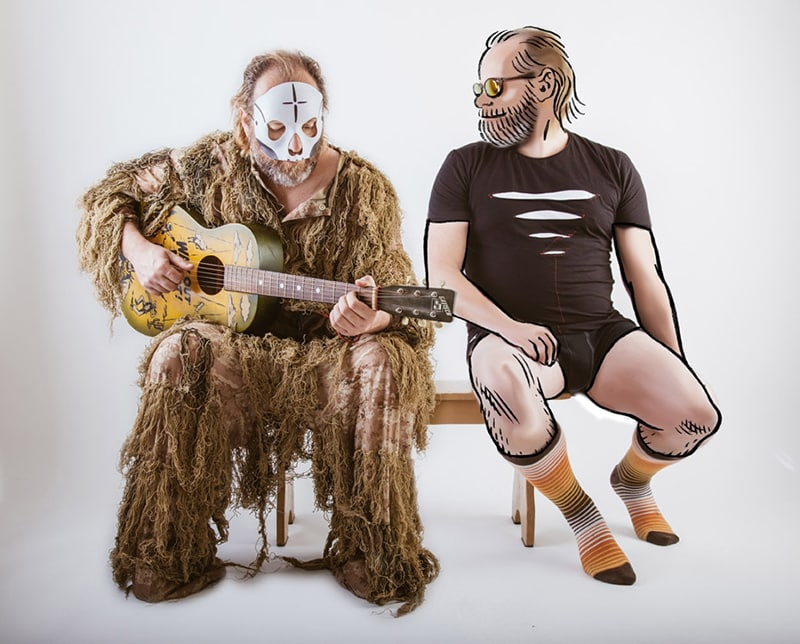 Siamo delle maschere: intervista a Davide Toffolo_Interviste