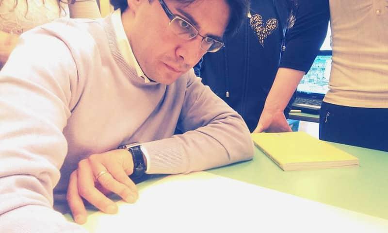 Gian Marco De Francisco: l'anima del digitale