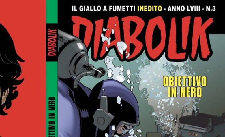 Diabolik Anno LVIII #3 (Altariva, Di Bernardo)