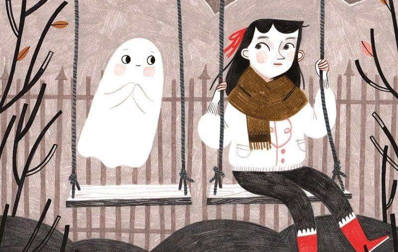 Come fare amicizia con un fantasma e vivere felici