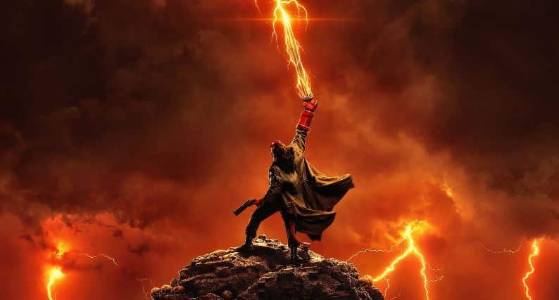 Hellboy: il trailer ufficiale italiano