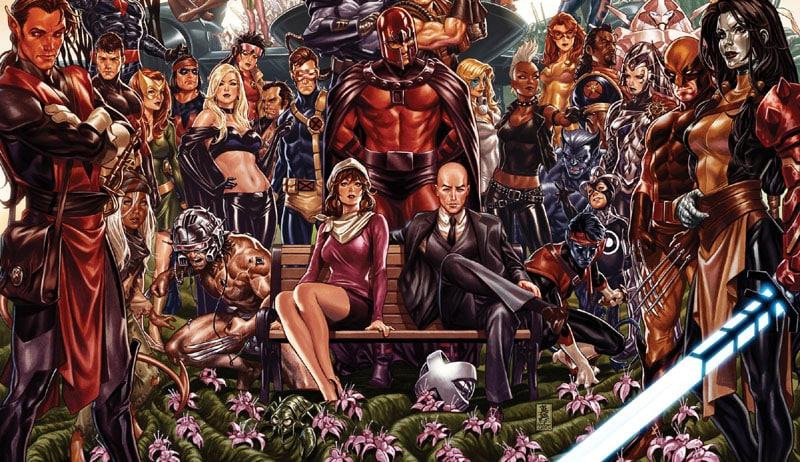 Jonathan Hickman rilancia gli X-Men da luglio 2019