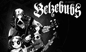 Belzebubs cover home