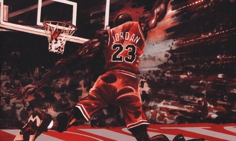 Ball don't lie: Michael Jordan, il più grande di tutti, a fumetti