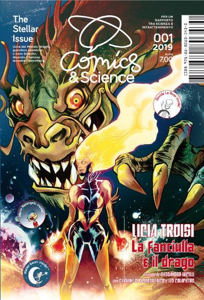 ComicsScience2019-TheStellarIssue-Cover_Notizie