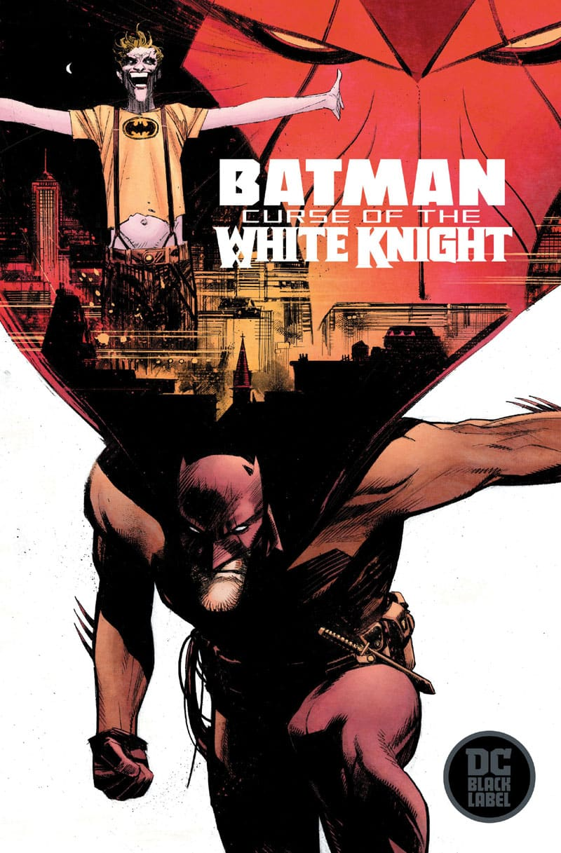 Batman - Curse of the White Knight #1: anteprima_Anteprime