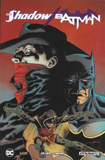 The Shadow/Batman (Orlando, Timpano)_BreVisioni