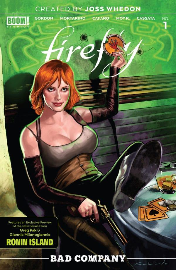 Firefly - Bad Company 1