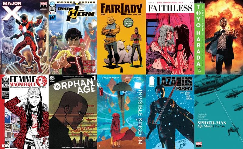 First Issue #44: la fantascienza di Willow Wilson e l'inutile ritorno di Liefeld