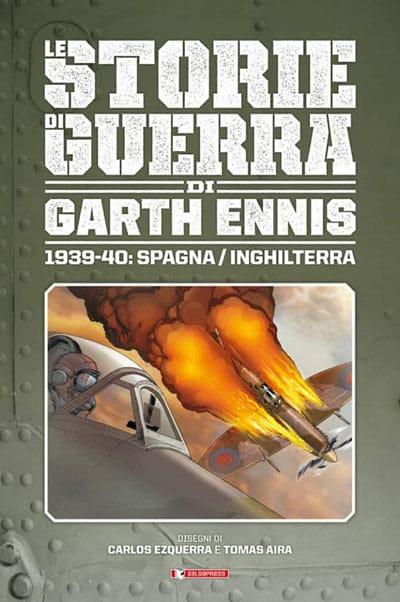 La guerra di Garth Ennis: tra orrore e coraggio umani_Recensioni