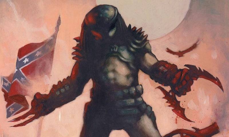 Predator #7 – L'inferno si avvicina (Collins, Ormston)