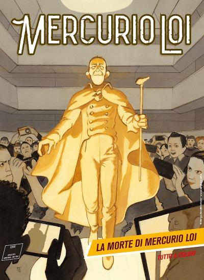 Depistaggi e apparizioni: appunti su La morte di Mercurio Loi_Recensioni