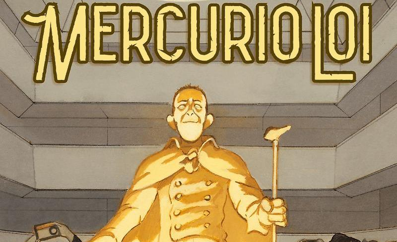 Depistaggi e apparizioni: appunti su La morte di Mercurio Loi