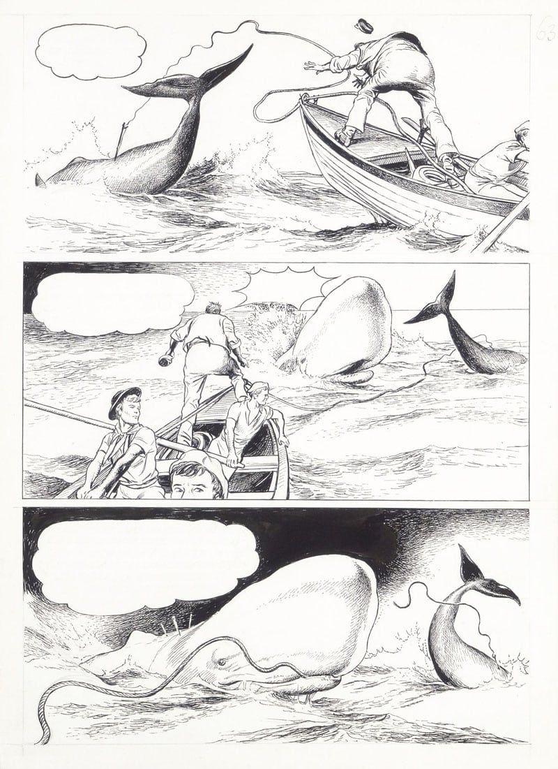 Lotto 83 - Caprioli - Moby Dick