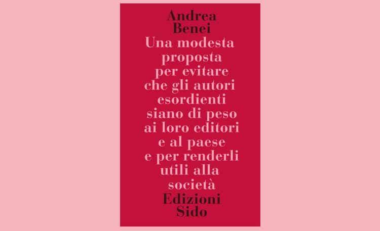 """""""Una modesta proposta"""" di Andrea Benei, reportage sul mercato dell'editoria disegnata"""