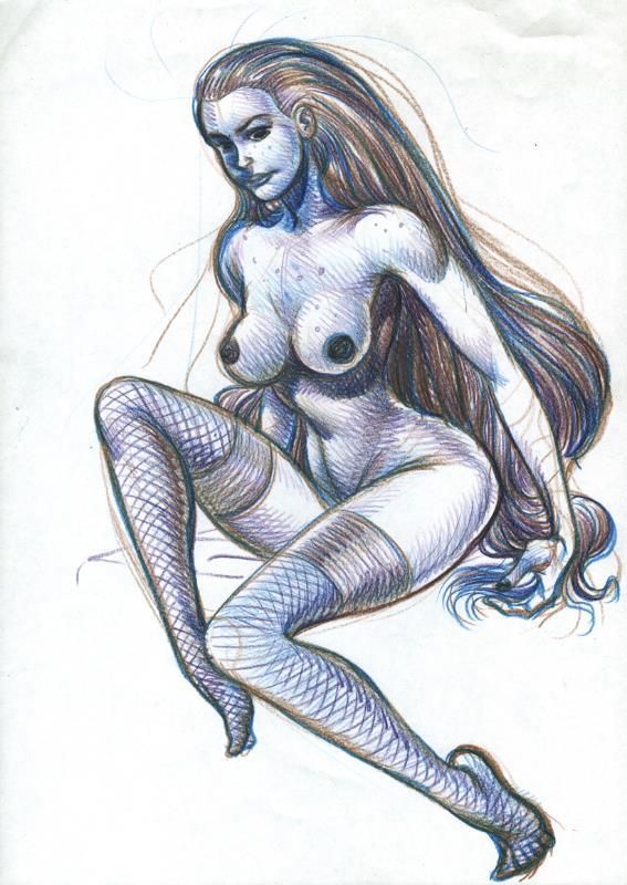 Medusia_Lo Spazio nudo